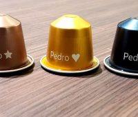 nespresso capsule marking