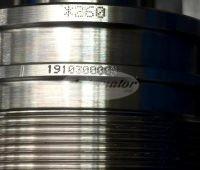 Marcatura a punti su metallo