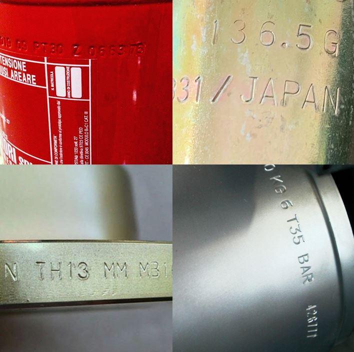 Roll marking machines - Automator
